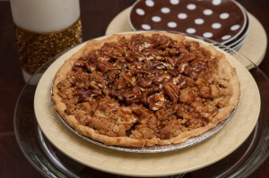 Caramel Apple Pie, photo by Diane and Doug Russell