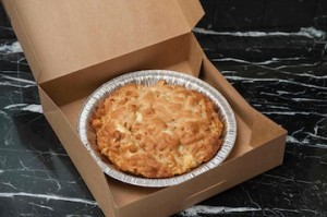 Pie in box