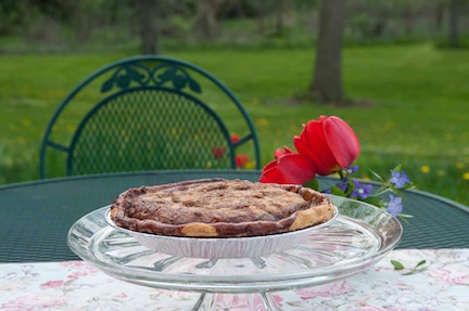 Snickerdoodle Pie -- Photography by Diane & Doug Russell