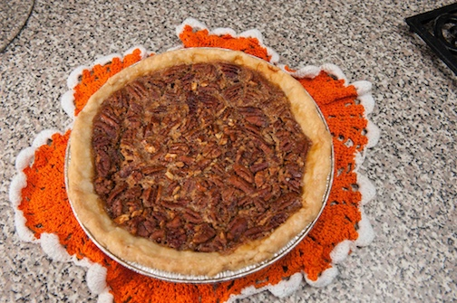 Pecan Pie, from Why Not Pie